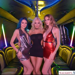 Ashley Lane in 'VR Naughty America' Ashley Lane, Jewelz Blu, and Kenzie Taylor Bring in the New Year with a BANG! (Thumbnail 1)