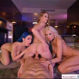 Ashley Lane in 'VR Naughty America' Ashley Lane, Jewelz Blu, and Kenzie Taylor Bring in the New Year with a BANG! (Thumbnail 210)