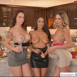 Audrey Miles in 'VR Naughty America' Sexy babes, Adira Allure, Audrey Miles, and Sofi Ryan, have foursome fun (Thumbnail 51)