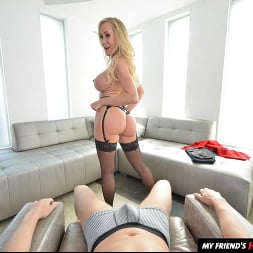 Brandi Love in 'VR Naughty America' fucks you while she washes your clothes (Thumbnail 60)