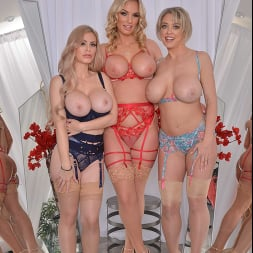 Casca Akashova in 'VR Naughty America' Dee Williams and Rachael Cavalli undress only for your eyes (Thumbnail 260)