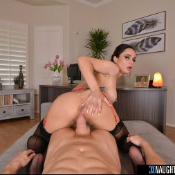 Crystal Rush in 'VR Naughty America' Your marriage counselor Crystal Rush wants to fuck your brains out! (Thumbnail 126)