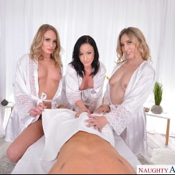 Daisy Stone in 'VR Naughty America' Fuck the masseuse (Thumbnail 96)