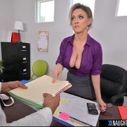 Dee Williams in 'VR Naughty America' Fucks you for a terrible done job  (Thumbnail 120)