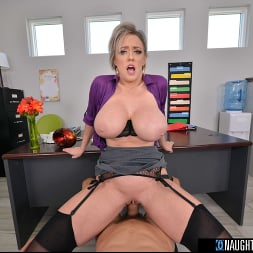 Dee Williams in 'VR Naughty America' Fucks you for a terrible done job  (Thumbnail 150)