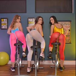 Diana Grace in 'VR Naughty America' All that ASS with Diana Grace, Kenzie Madison, and Kimber Woods (Thumbnail 12)