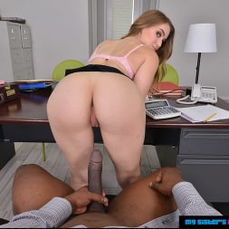 Kenzie Madison in 'VR Naughty America' Kenzie fucks you at your office (Thumbnail 144)