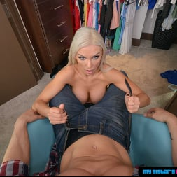 Kenzie Taylor in 'VR Naughty America' changes clothes and fucks you  (Thumbnail 11)