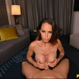 McKenzie Lee in 'VR Naughty America' will smother you with her big jugs in VR (Thumbnail 10)