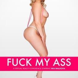 Mia Malkova in 'VR Naughty America' Fuck My Ass (Thumbnail 1)