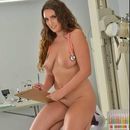 Nolina Nyx in 'VR Naughty America' Sexy nurse Nolina Nyx gives you a full medical exam while riding your big cock!!!! (Thumbnail 34)