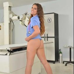 Nolina Nyx in 'VR Naughty America' Sexy nurse Nolina Nyx gives you a full medical exam while riding your big cock!!!! (Thumbnail 204)