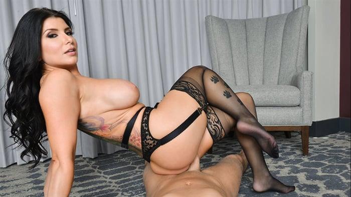 Romi Rain in 'Porn Star Experience'